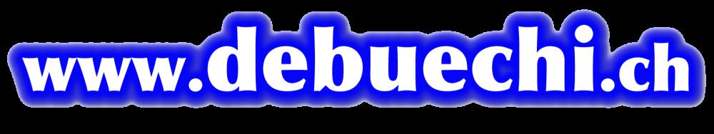 Willkommen bei debuechi.ch!
